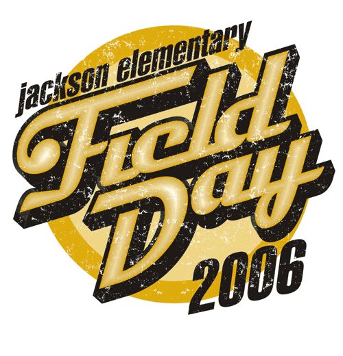 Field Day T Shirt For Kids At Color Creek T Shirts