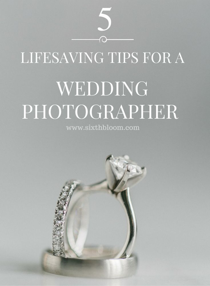 5 Lifesaving Tips for a Wedding Photographer - Sixth Bloom- Lifestyle, Photography & Family Blog
