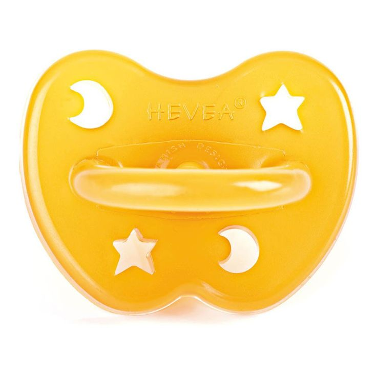 Star and Moon Orthodontic Natural Rubber Dummy-product