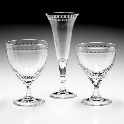 William yeoward crystal felicity stemware william for William yeoward crystal patterns