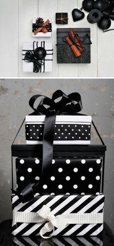 Black & White gifts