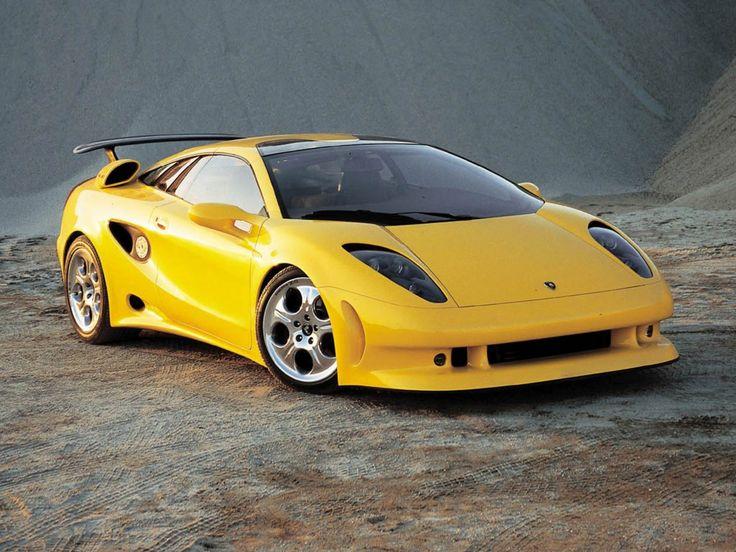 1995 Lamborghini Calà (Italdesign Calà)