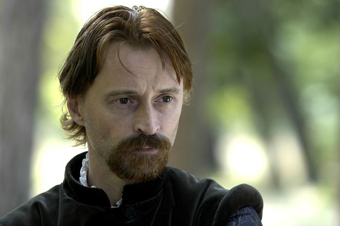 Robert Carlyle as... Robin Stewart (The Lymond Chronicles): Robert Carlyle, Facial Hair