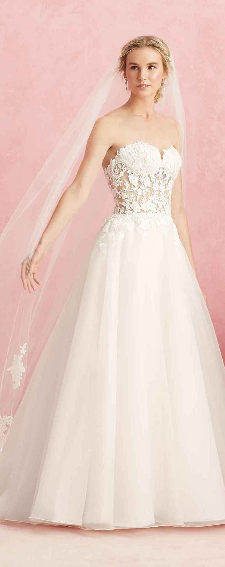 26 best Spring & Summer Bridal Dresses: Perfect for Travel & Hot ...