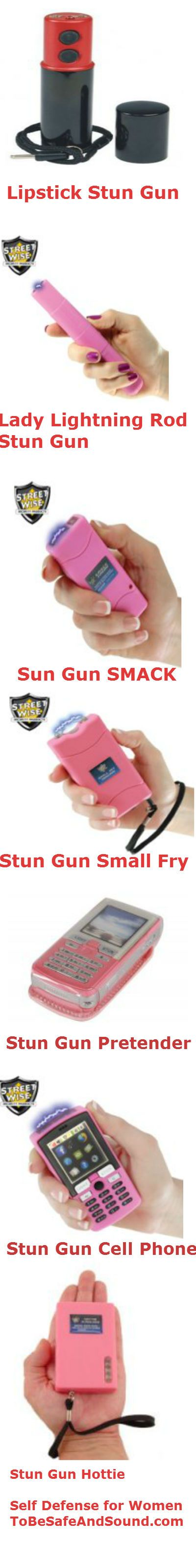 Non Lethal Weapons for Women's Self Defense --yourgreatestprotection.com [ shop.coldfiresoutheast.com ] #tips #selfdefense #safety