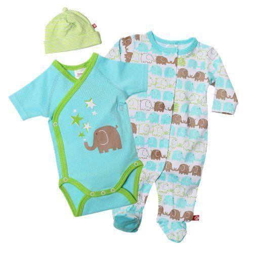 Zutano Unisex-Baby Elephants Footie,... $60.50 #topseller