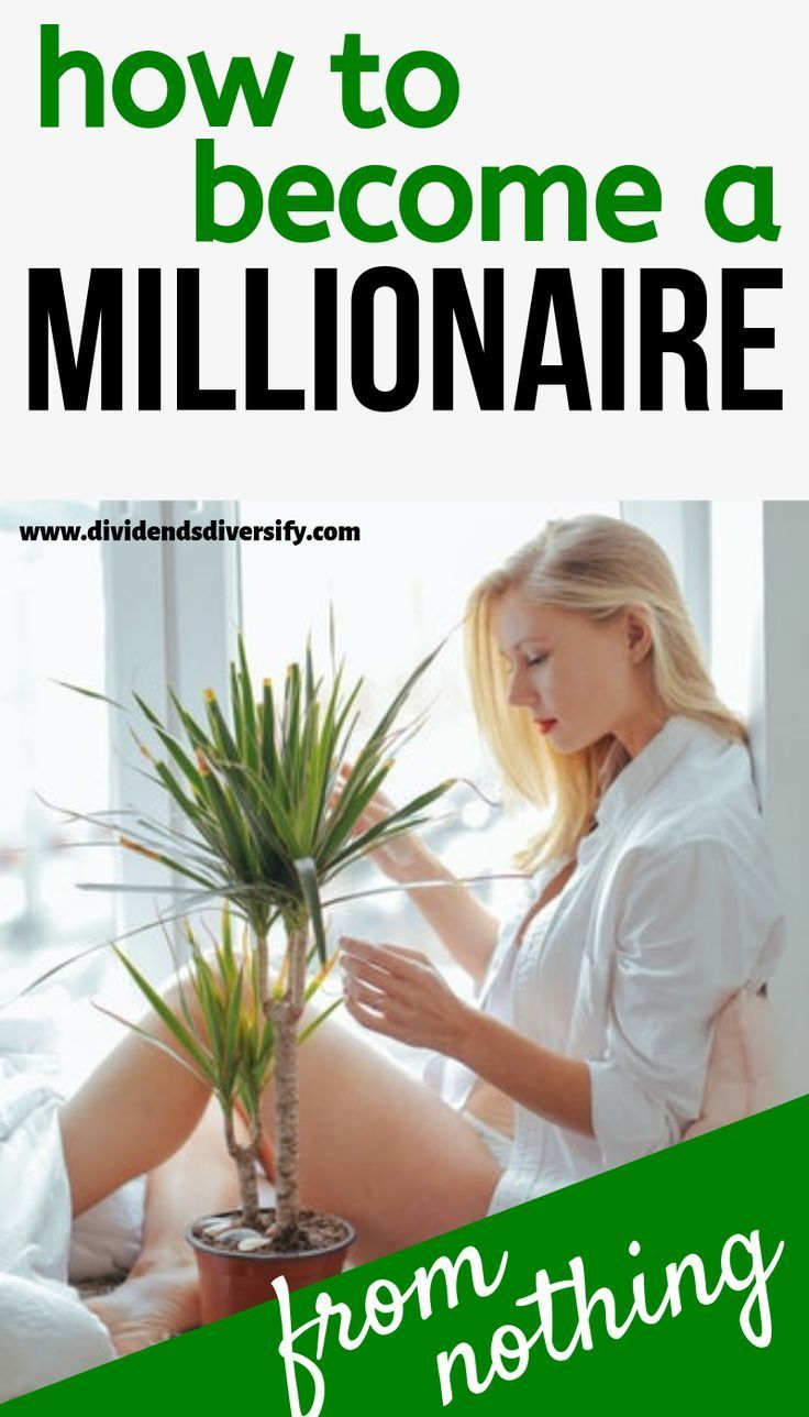 How To Become A Millionaire – Dividends Diversify: Personal Finance + Investing = Passive Income & FIRE | Get Wealth | Live Rich