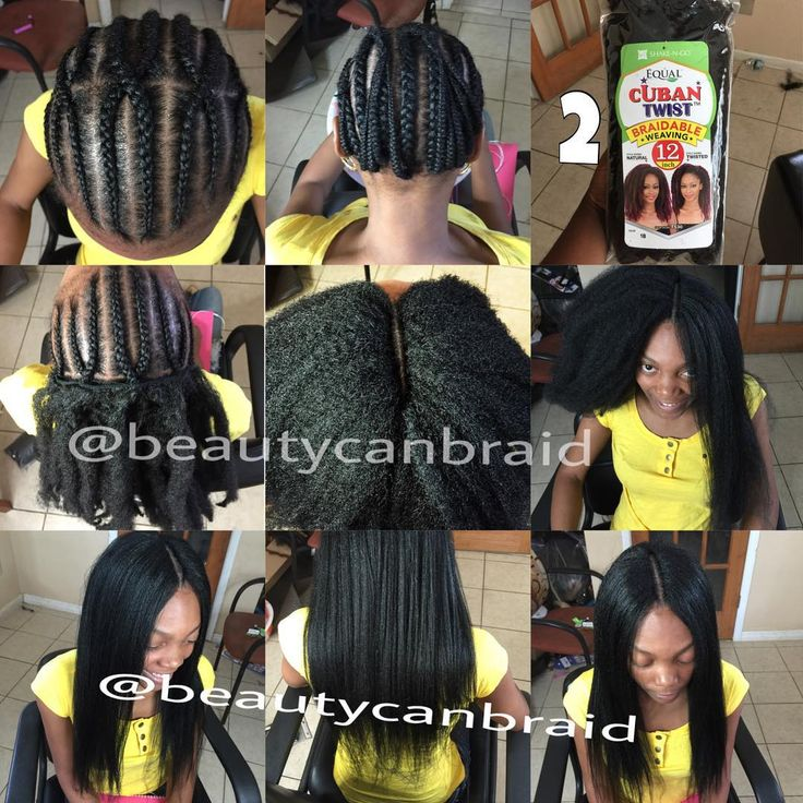 Crochet Braids Tampa Fl : Crochet braids straight hair