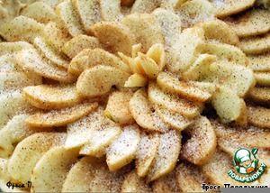 Французский тарт с яблоками
