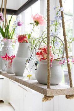 hangend terrarium vintage - Google Search