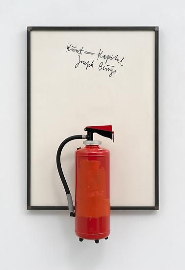 Joseph Beuys, Art = Capital