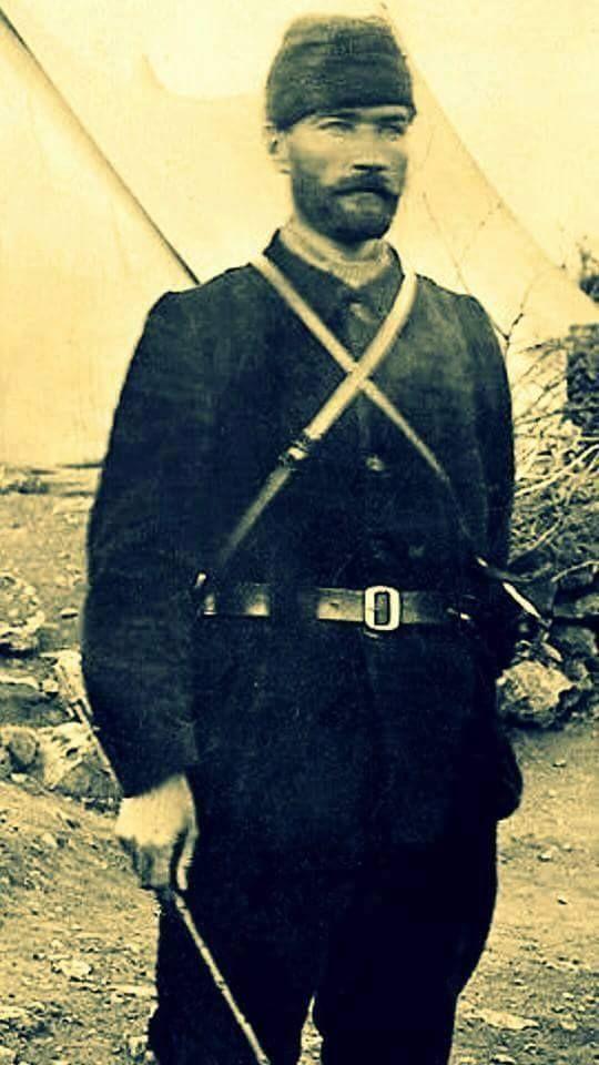 """Mustafa Kemal Atatürk"""
