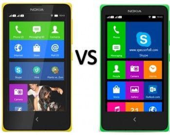 #teknoloji #nokiax #nokiaxl Android Uygulamaları Çalıştıran Cihaz Nokia X ve XL