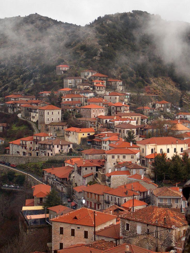 * Dimitsana Village - Arcadia / Greece *