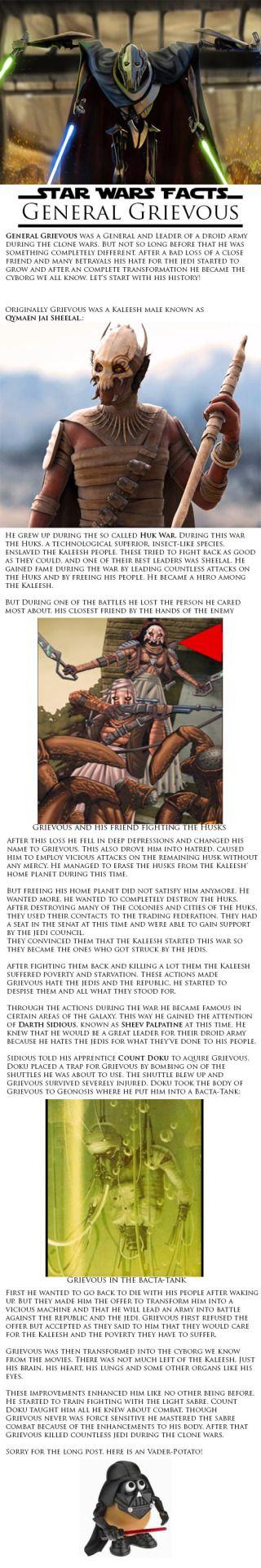 Star Wars Facts Part II ..