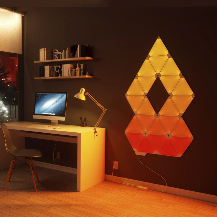 38 Best Nanoleaf Designs Images On Pinterest Aurora
