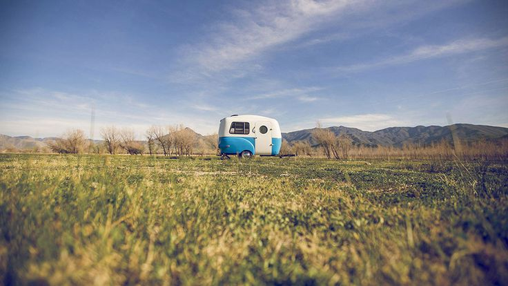 Happy Camper: Ultra-light Travel and Utility Trailers