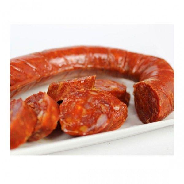 Chorizo Sarta Dulce Produccion Ecologica Vacio 320 Gr Aprox