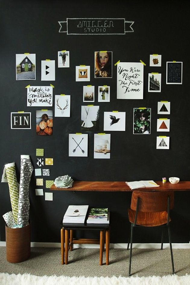 How to Create an Office Art Gallery on the Interior Collective 1