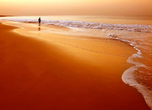 Sunset Beach, Somnath,Gujrat, India