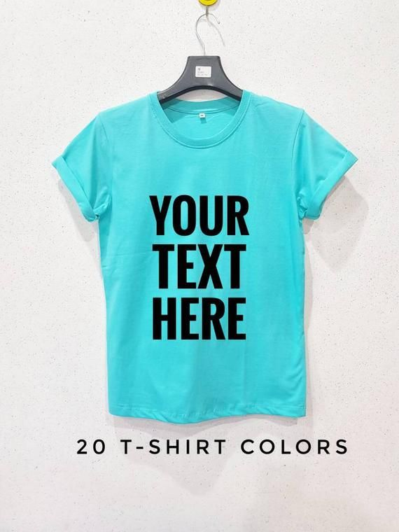Create Your Own T Shirt Custom Shirts Print On Demand Uni