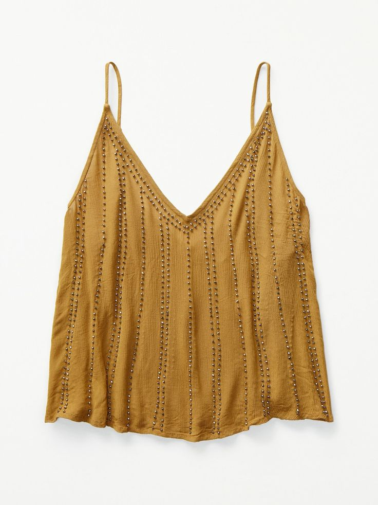 BB Embellished Cami | Free People