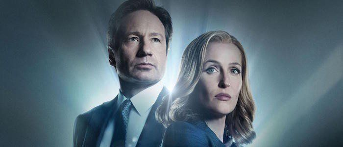 #Gillian Anderson and David Duchovny Reunite for #X-Files Audiobook #SuperHeroAnimateMovies #anderson #audiobook #david #duchovny
