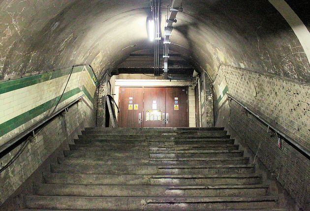 13 Abandoned Stations and Disused Platforms of the London Underground