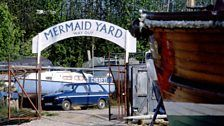 The Mermaid Boatyard * http://bbc.in/1JAXT9f