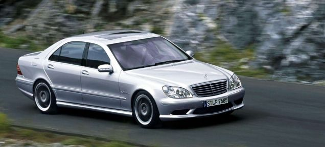 You Can Buy A 200  MPH Mercedes S-Class For The Price Of A Honda Civic