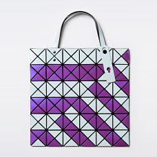 Foldaway Tote - Glowing Web by VIDA VIDA