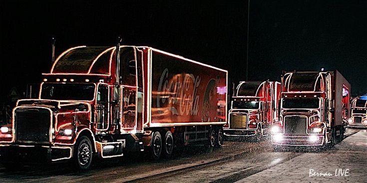 coca cola weihnachtstruck 2016 | Bernau LIVE Dein Regionalportal für Bernau und Umgebung mit aktuellen ...