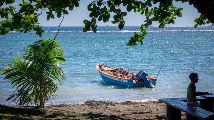 La Trinité - Martinique  © Steluma 2014