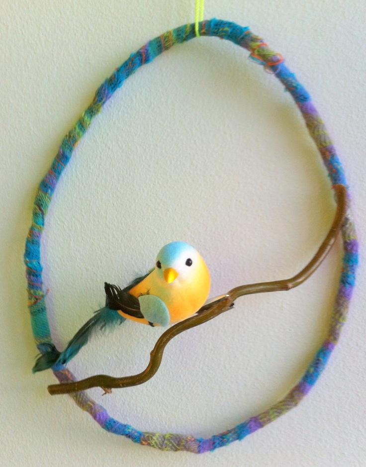 En påske fugel