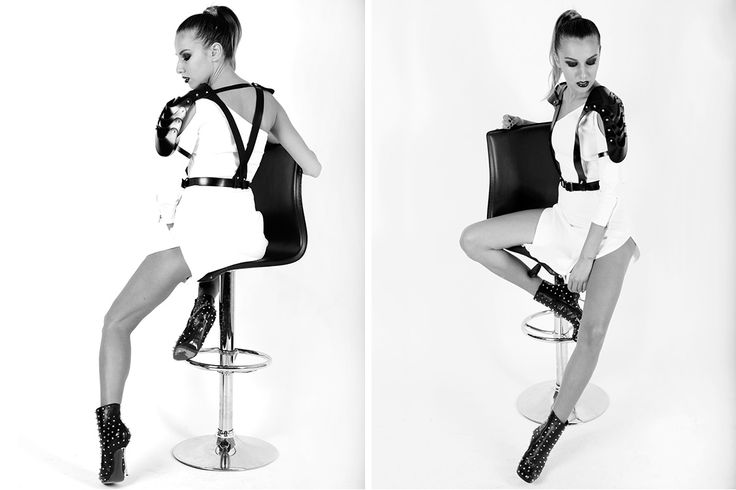 Concepto Leather Harnesses #Conceptoline