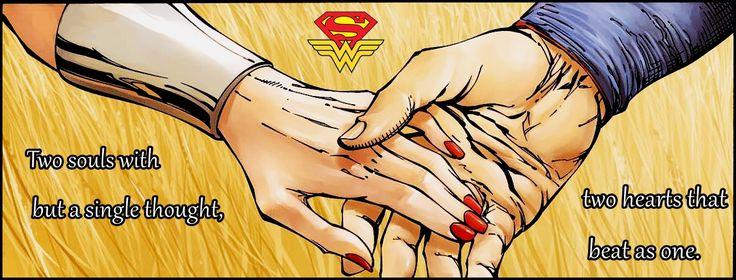 Superman x Wonder Woman