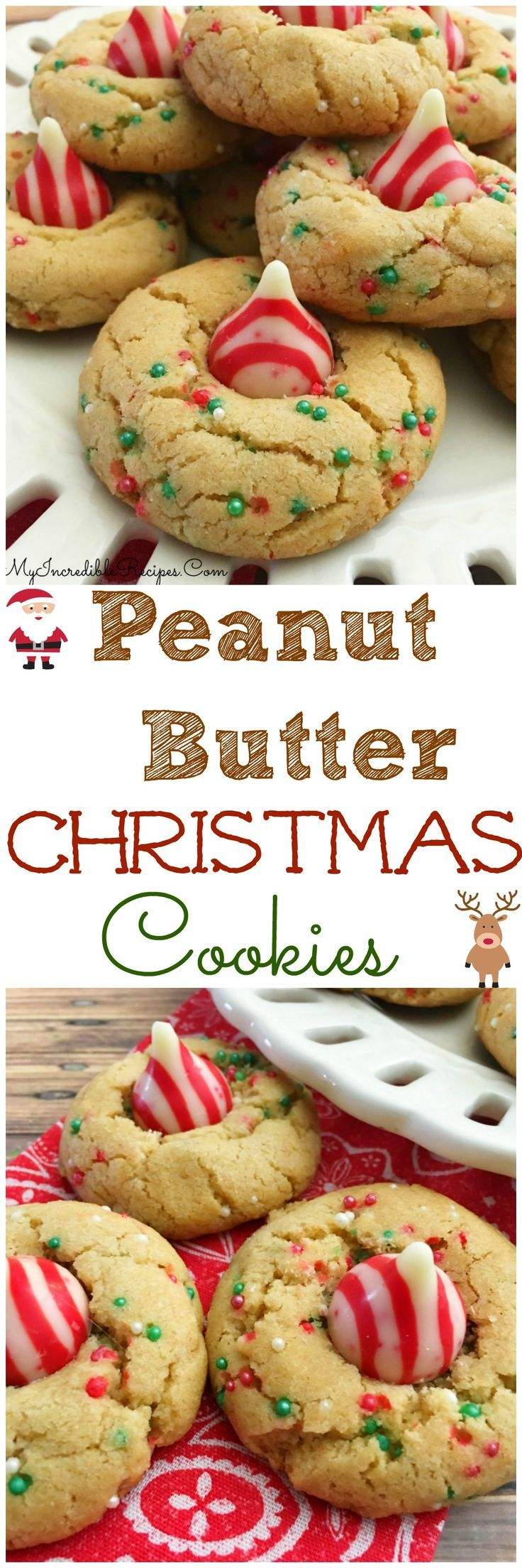 christmas butter cookie recipe best