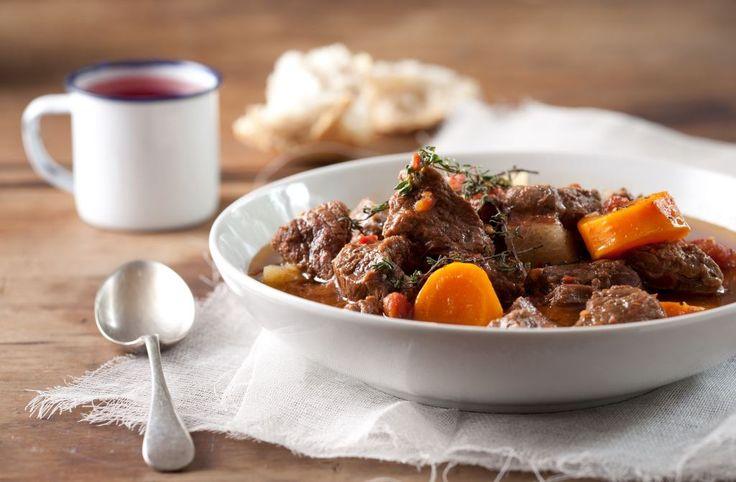 Ragout de carne con verduras - Maru Botana