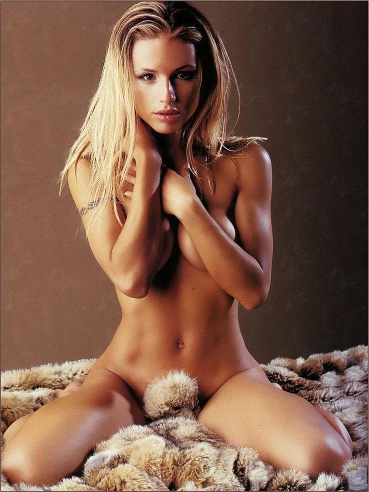 Hot girls naked in fur
