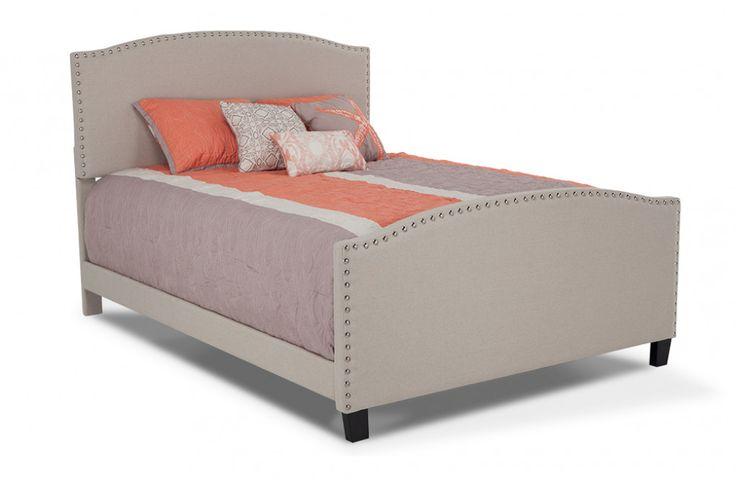 Malerie Bed | Beds & Headboards | Bedroom | Bob's Discount Furniture