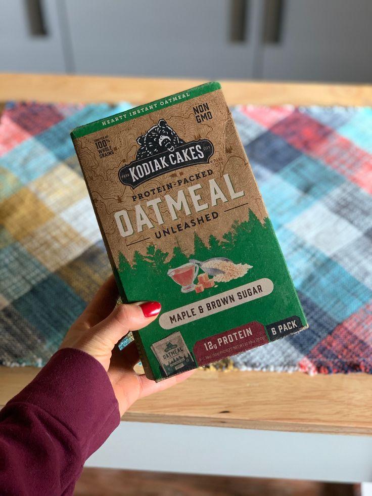 kodiak cakes oatmeal packets