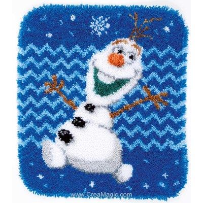 Vervaco Olaf Tapestry Kit
