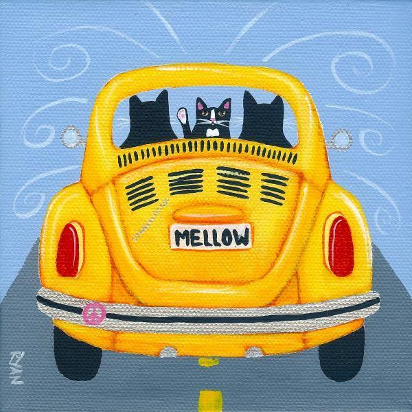 Mellow Yellow VW - Ryan Conners
