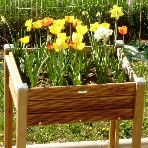 les 7 meilleures images du tableau bacs plantes sur pinterest aromatiques bacs plantes et. Black Bedroom Furniture Sets. Home Design Ideas