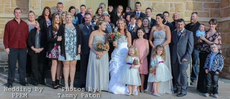 Wedding Party & Guests