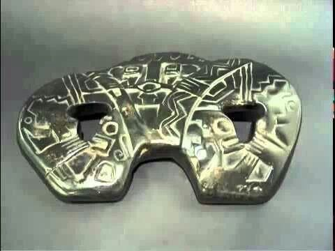 Alien artifact. puma punka, Stargate key?..