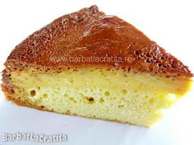 Felie de tort de zahar ars