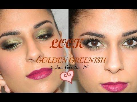 2ª Propuesta San Valentín: Look ·GOLDEN GREENISH·