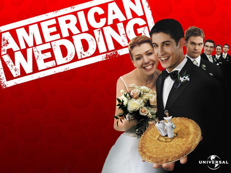 American Wedding (titulada American Pie 3: La boda en Latinoamérica y American Pie: menuda boda en España) es la tercera parte de la saga A...