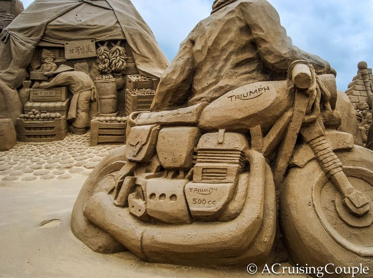 Best Formosa Sand Sculptures Images On Pinterest Taiwan Sand - The 10 coolest sandcastle competitions in the world